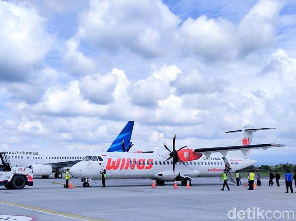 Penumpang Bandara Banyuwangi Diprediksi Meningkat 25% di Libur Nataru