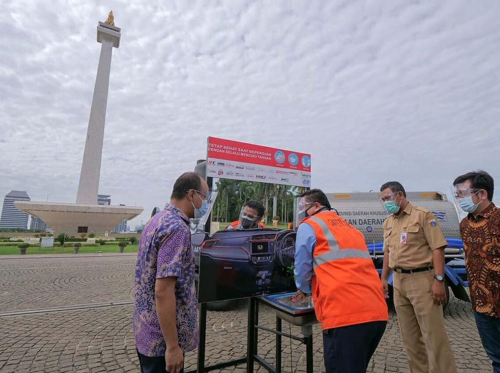 Anies Wajibkan Rapid Antigen untuk Masuk ke Jakarta