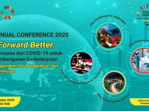 Bappenas Akan Gelar SDGs Annual Conference 2020 Secara Virtual