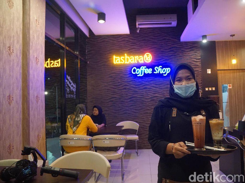 Harus Coba! Kafe Modern di Perbatasan RI-Malaysia