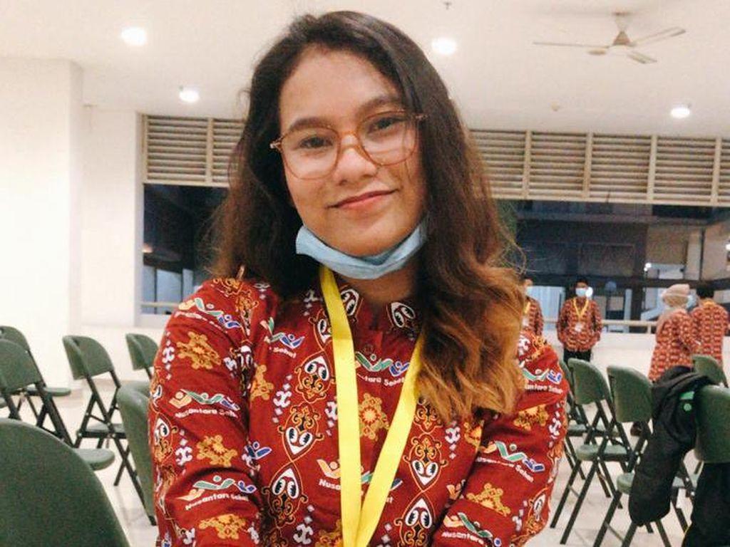 Kisah Perawat di Wisma Atlet, 2 Minggu Nikah Langsung Jadi Relawan