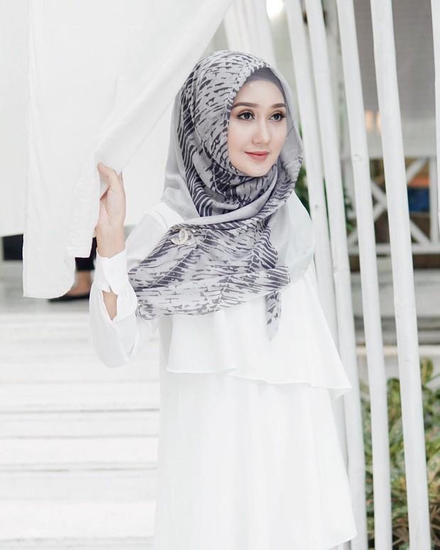 Gaya hijab segiempat