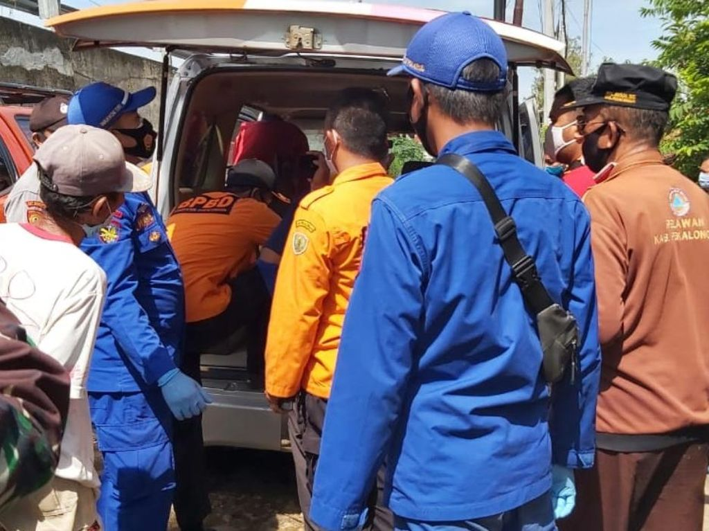 Hilang 2 Hari, Pria yang Lompat ke Sungai Pekalongan Ditemukan Tewas