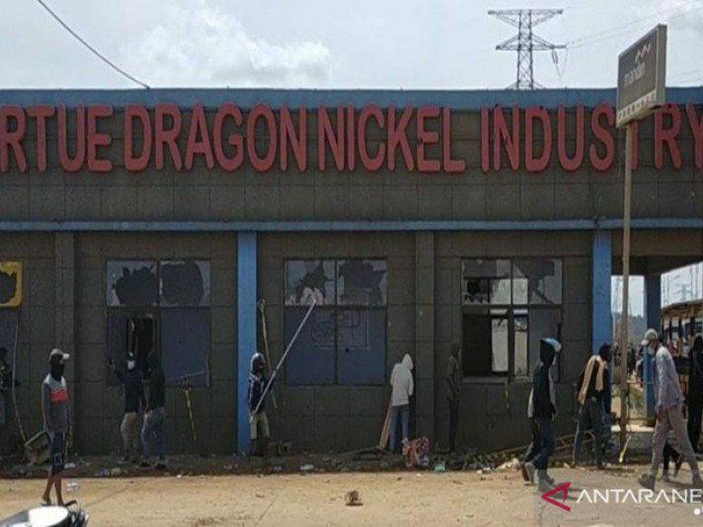 Demo Berujung Pembakaran Smelter Nikel, KSPN Minta PT VDNI Buka Dialog