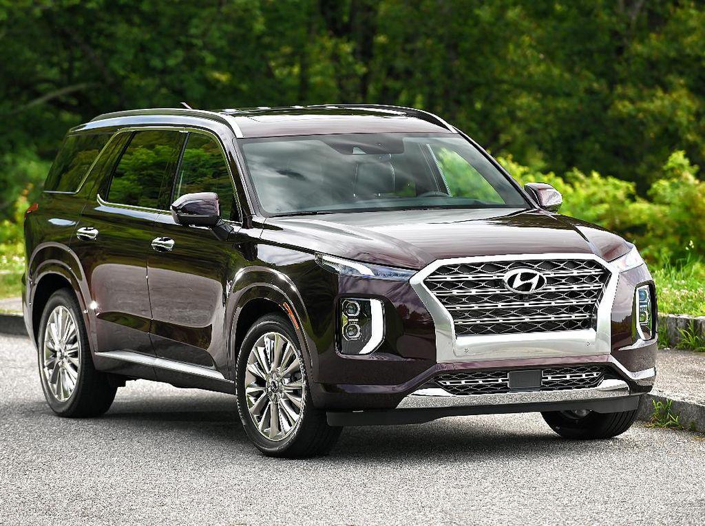 Masih Impor, Berapa Kuota Hyundai Palisade di RI?