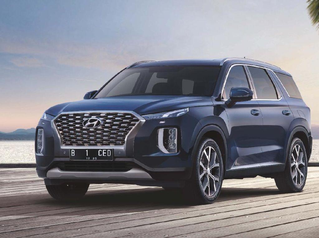 Spesifikasi Hyundai Palisade: Mesin, Fitur, dan Harga