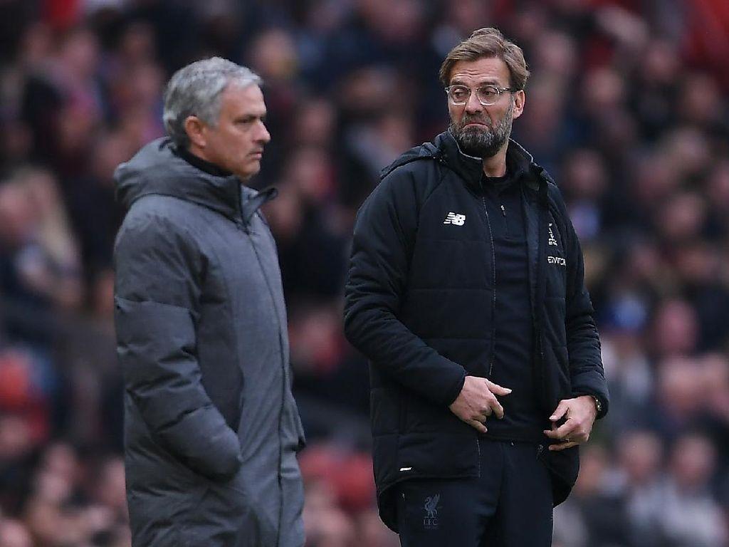Klopp: Mourinho Jadikan Tottenham Mesin Penenun Hasil
