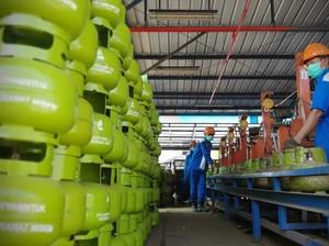 Jelang Imlek, Pertamina Optimalkan Pasokan LPG 3 Kg di Tasikmalaya