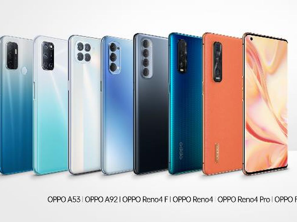 OPPO Raih Predikat Superbrands Smartphone 2020