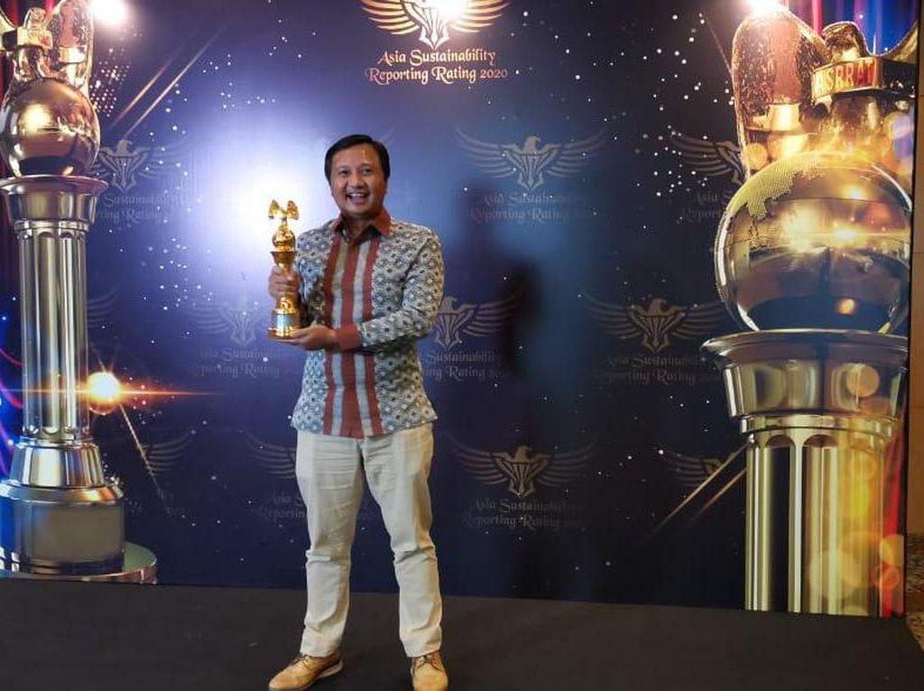 Pertamina Group Borong Penghargaan di Ajang ASRRAT 2020