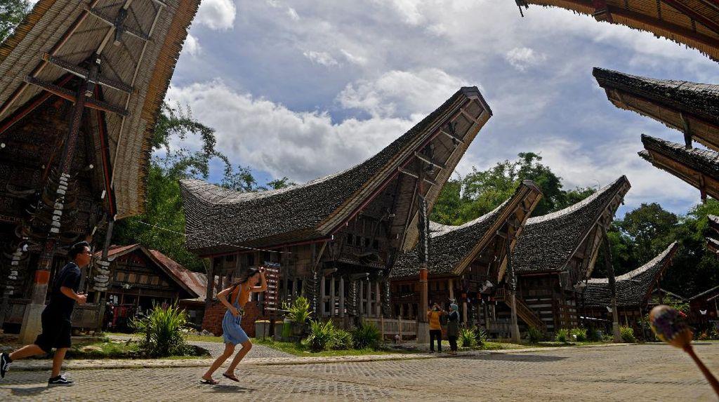 Potret Kete Kesu, Desa Wisata yang Mempesona di Tana Toraja