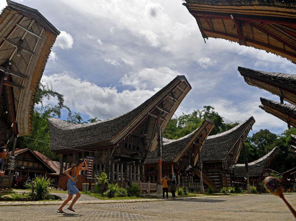 Ini Rumah Adat Sulawesi Selatan, Bukan Hanya Tongkonan