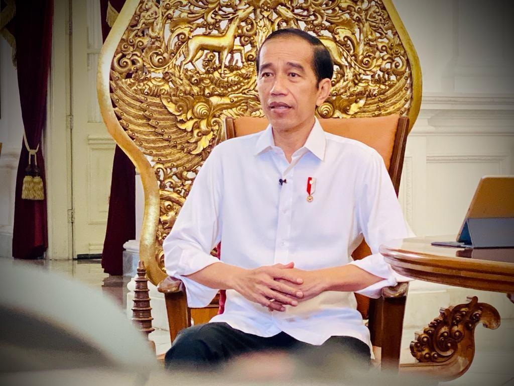 Jokowi Sebut Januari 2021 Proses Vaksinasi Gratis Dimulai