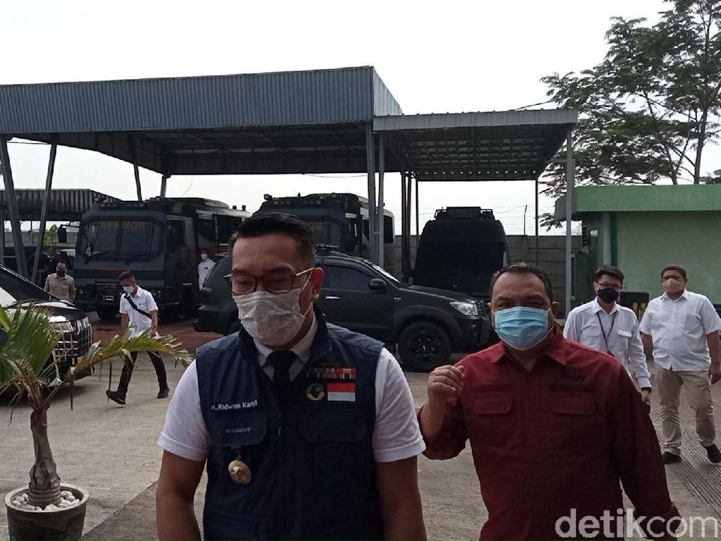 Ridwan Kamil Pertanyakan Gubernur Banten Tak Diperiksa soal Kerumunan Rizieq