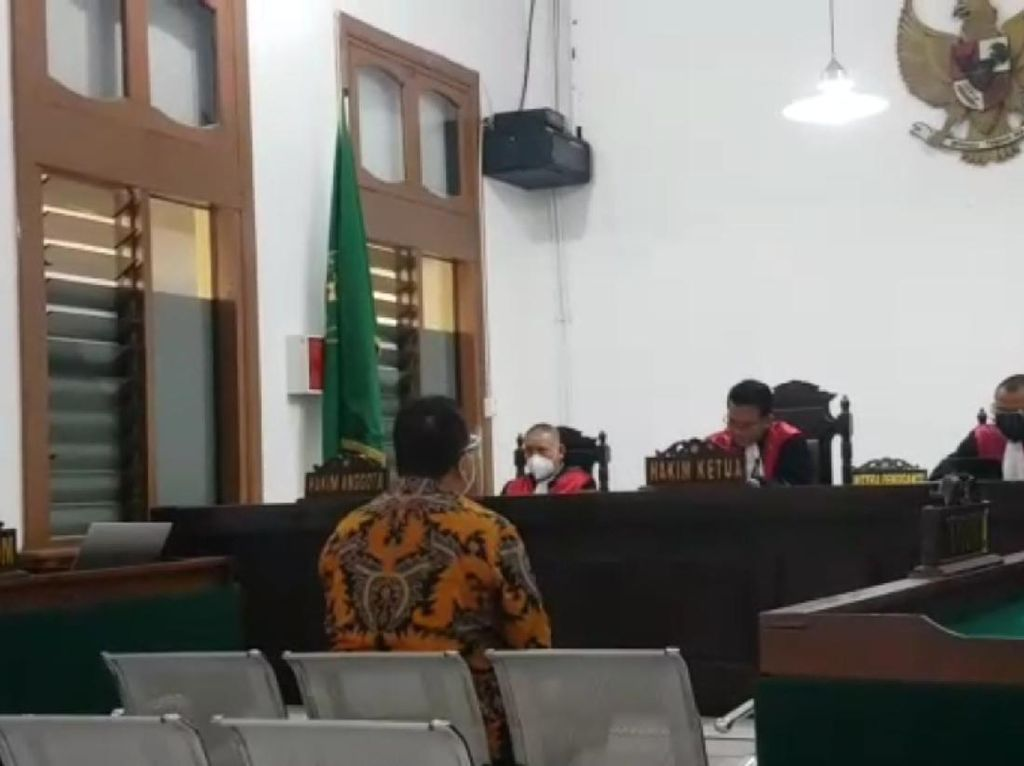 Muncul Nama Eks Ketum PPP Romahurmuziy di Kasus Suap Walkot Tasik Nonaktif