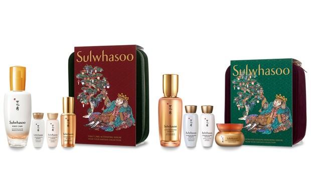 Sulwhasoo Holiday Collection 2020