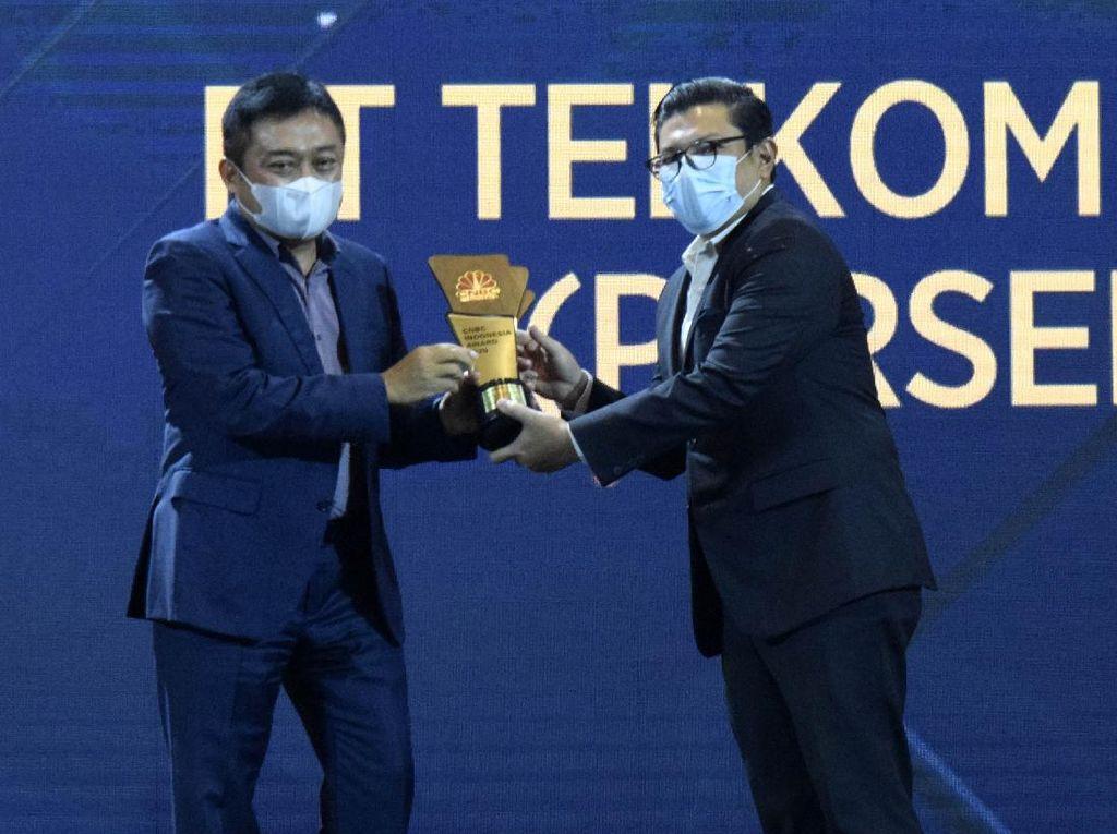 Telkom Borong 3 Penghargaan Bergengsi