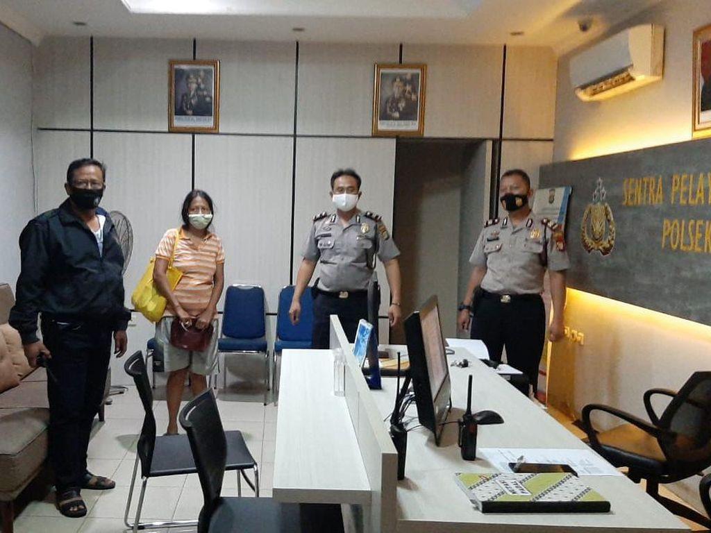 Viral Perempuan di Menteng Hina Jokowi, Begini Penjelasan Polisi