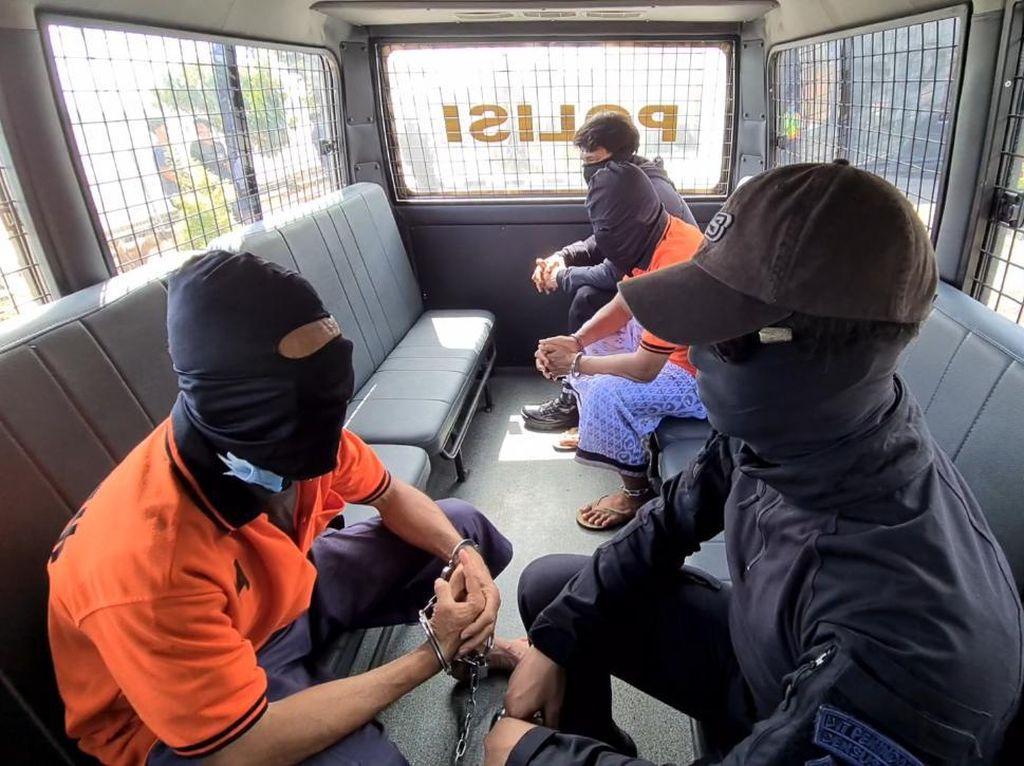 21 Teroris Ditangkap di Lampung Terlibat Sembunyikan Upik Lawanga-Zulkarnaen