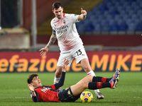 Milan Gagal Menang, Pioli Keluhkan Kualitas Lapangan Markas Genoa