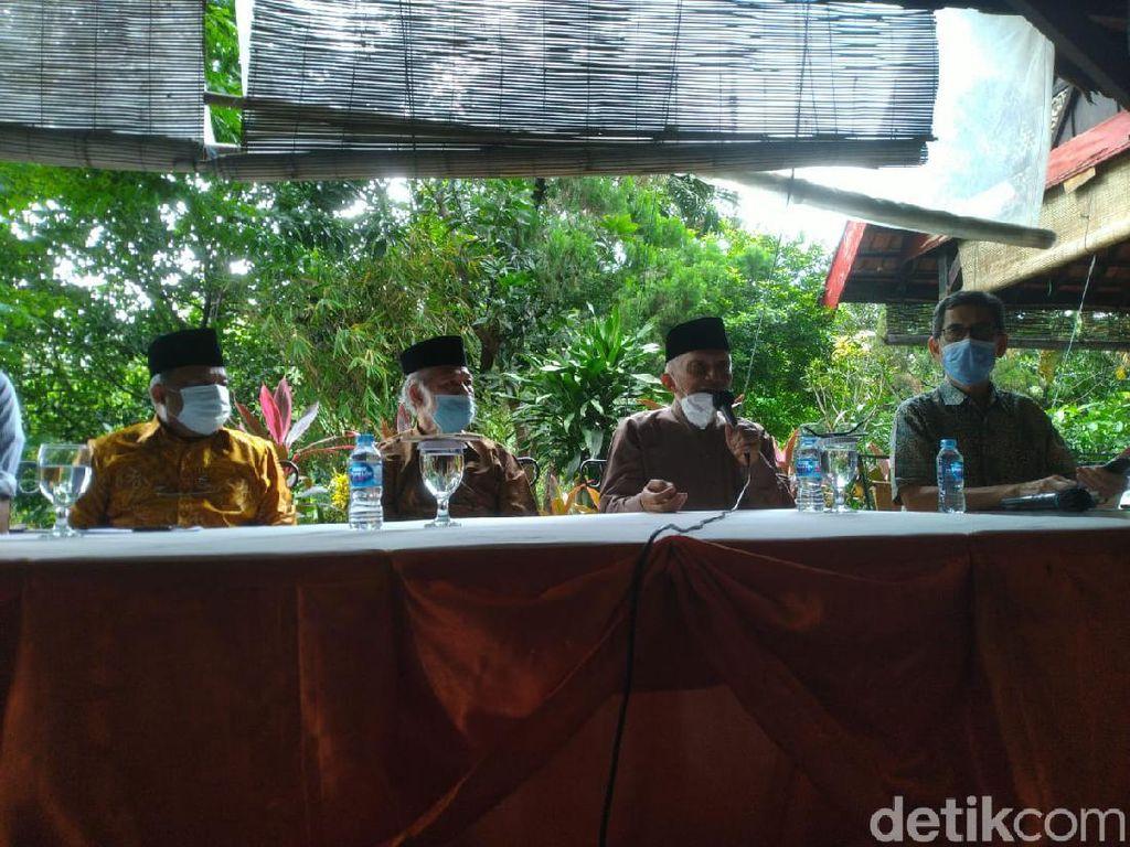 Bicara Kondisi Bangsa, Amien Rais dkk Minta Jokowi Rekonstruksi Ulang