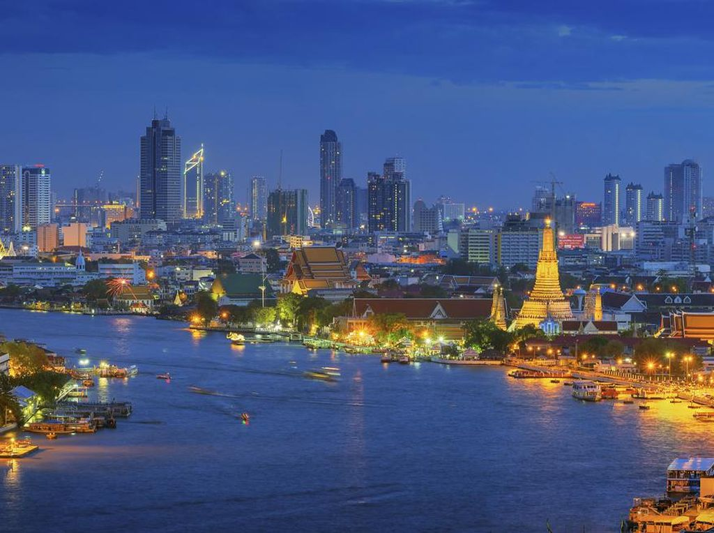 Mblo... Thailand Sama Tinder Bikin Tur Perjodohan