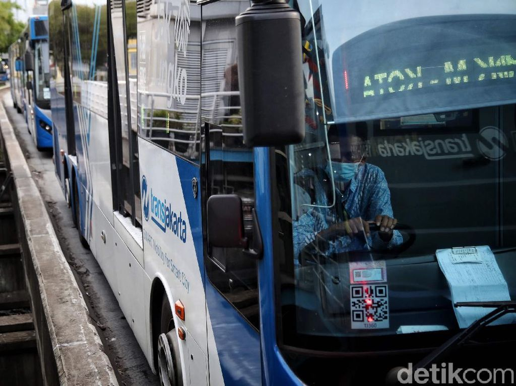 Simak! Ini Jadwal Transportasi Umum di Jakarta Selama Libur Lebaran