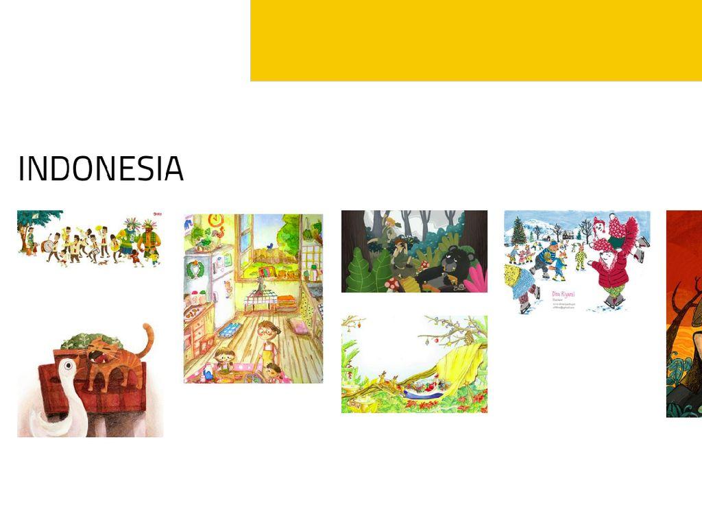 Ilustrasi Karya Anak Bangsa Harumkan Indonesia di Bologna