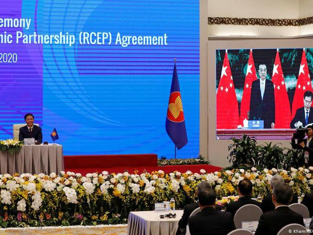 Brexit, Inggris Kejar Perjanjian Dagang dengan Asia Tenggara dan Pasifik