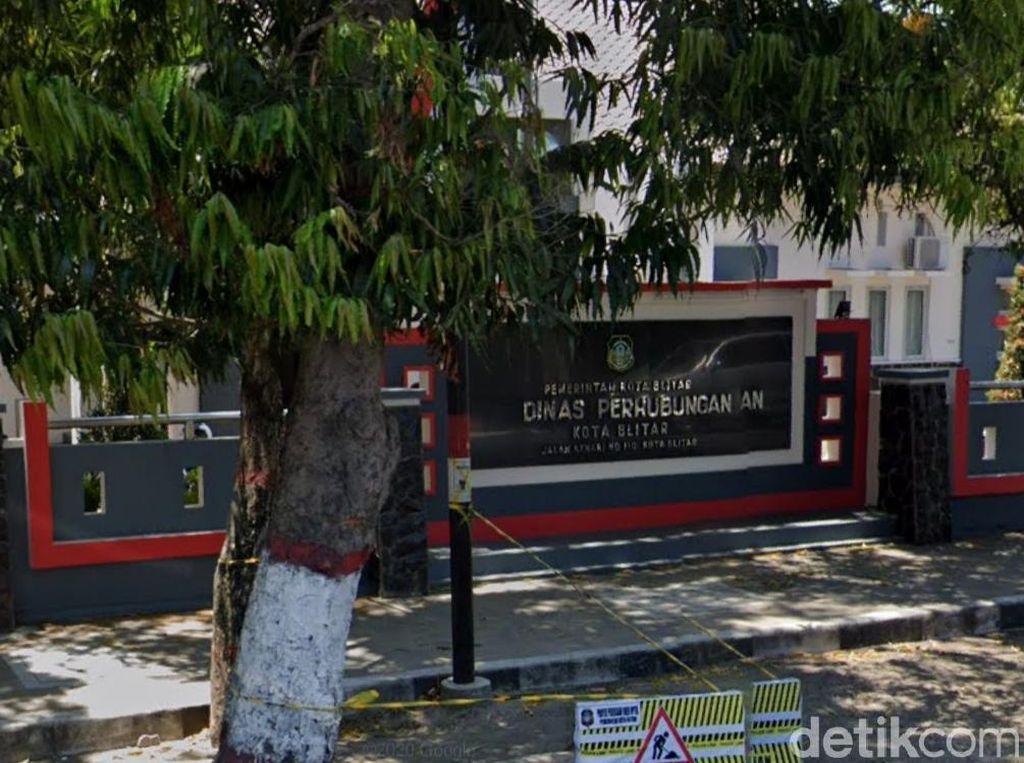 Klaster Perkantoran di Kota Blitar Meluas, Kini Dishub yang Ditutup