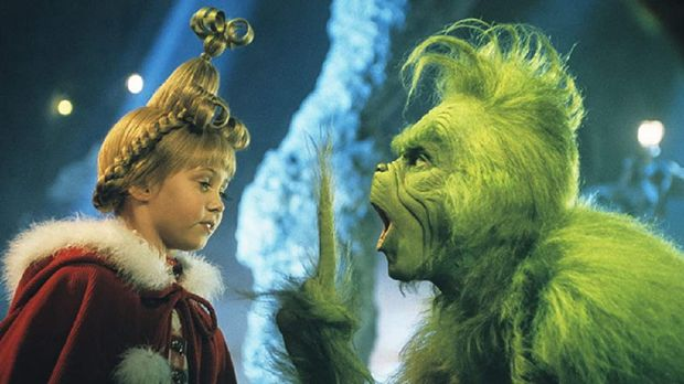 Film How The Grinch Stole Christmas