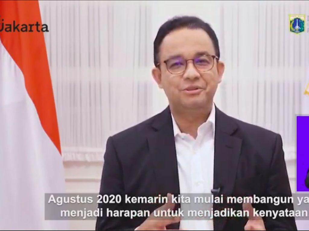 Kelakar Anies Bantah Jakarta Macet: Jam 2 Pagi Sepi
