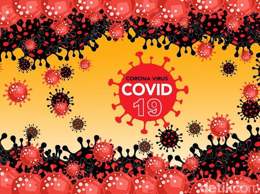 Ruang ICU dan IGD 5 RS di Surabaya Overload Pasien COVID-19