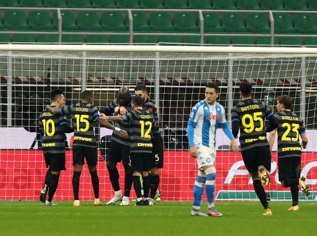 Jadwal Liga Italia Pekan Ini: Ada Napoli Vs Inter
