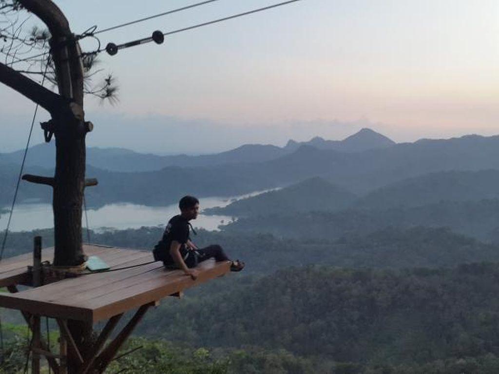 Kalibiru, Wisata Alam Paling Kekinian di Yogyakarta