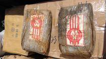 Kapal Tanpa Penumpang Terdampar di Pulau Terpencil, Isinya 649 Kg Kokain!