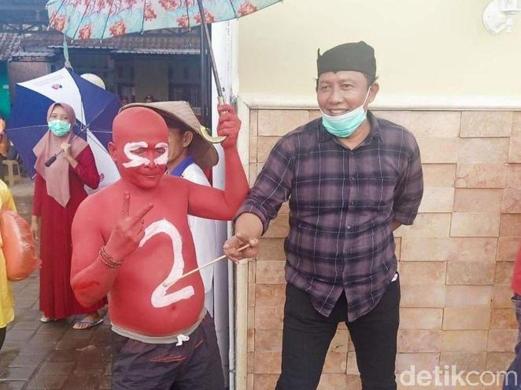 Ketua Badan Pemenangan DPC PDIP Banyuwangi Meninggal, Ipuk Berbela Sungkawa