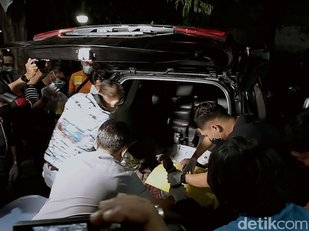 Kurir Sabu di Surabaya Ditembak Mati Karena Melawan Pakai Senpi Rakitan