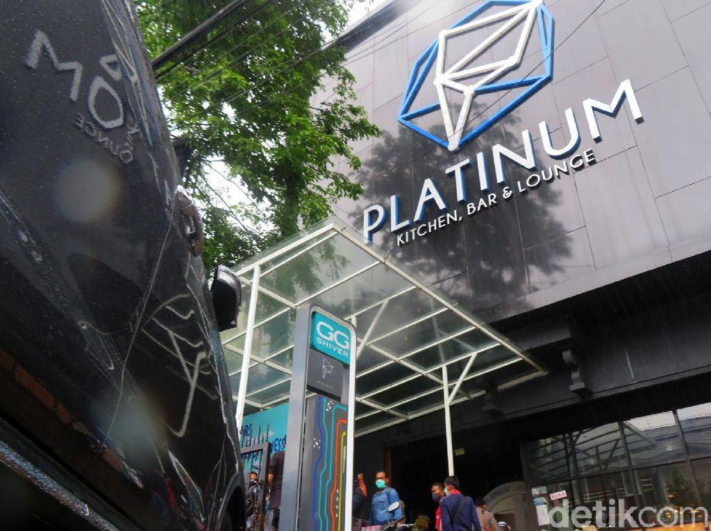 Platinum Bar Yogya Ditutup Sementara Gegara Kerumunan Live Music
