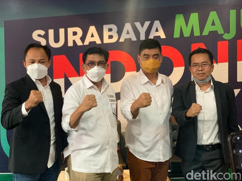 MA-Mujiaman Sebut Gugatan Pilwali Surabaya ke MK Bukan Soal Menang-Kalah