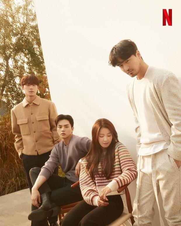 """Bersama Lee Jin Wook, Lee Si Young, Lee Do Hyun dan masih banyak algi, Song Kang akan membintangi serial """"Sweet Home"""""""