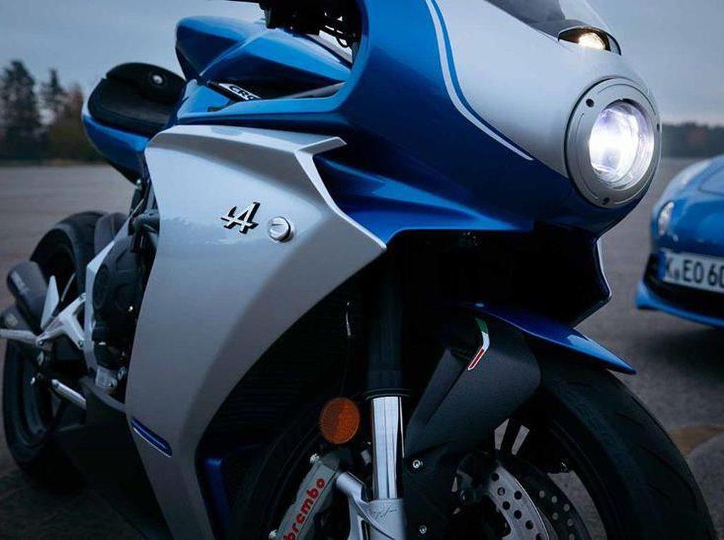 Cerita dan Arti di Balik Logo BMW, Royal Enfield, Aprilia dan MV Agusta