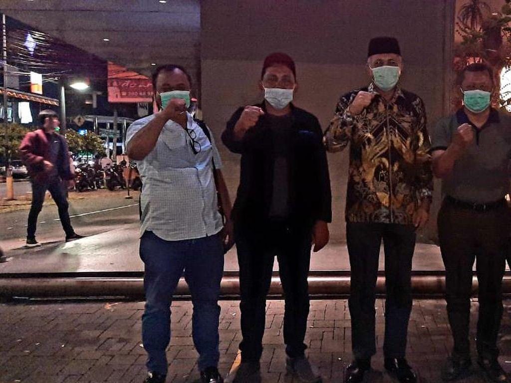 Bertemu di Jakarta, Nova dan Partai Pengusung Bahas Calon Wagub Aceh
