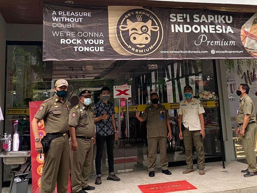 Sekilas Jatim: Restoran Crazy Rich Surabaya Ditutup-Sejoli Mesum Ternyata Pasutri
