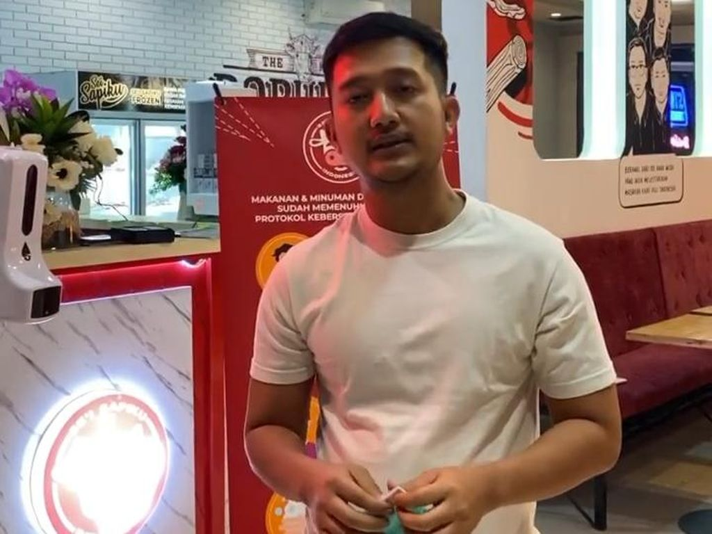 Resto Crazy Rich Surabaya Ditutup Gegara Ada Kerumunan, Karyawan Tetap Digaji