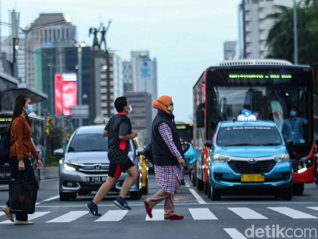 Tak Ada Lockdown Akhir Pekan di Jakarta karena Masih PPKM