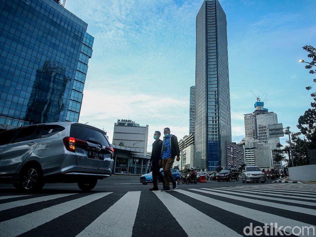 Klaster COVID Perkantoran Terbesar Ada di Jakarta Selatan