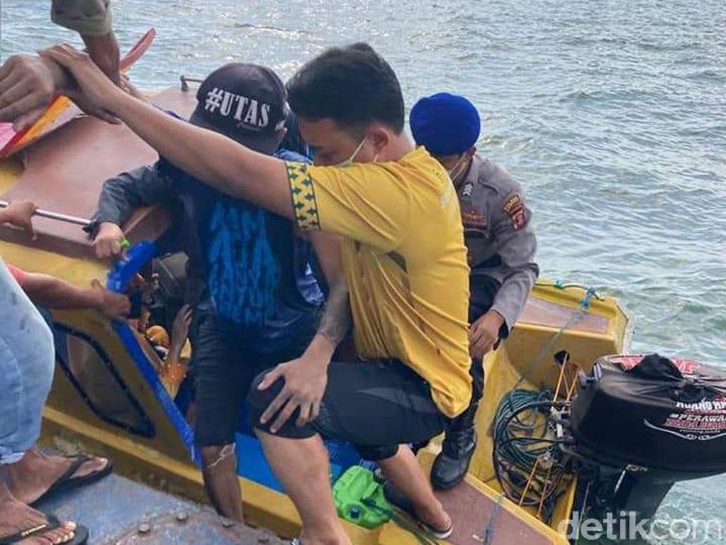 Ini Alasan Dedik Nekat Berlayar dari Balikpapan ke Malang Bermodal Galon