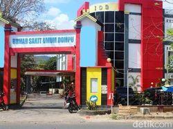 2 Tersangka Kasus Video Mesum Polisi Pasien COVID di Dompu Dilarikan ke RS
