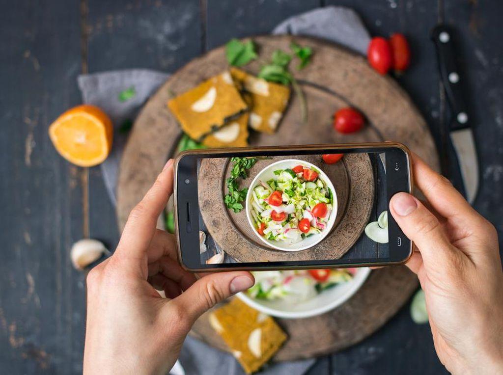Foto Pengaruhi Penjualan Produk Makanan, Ini Tips dari ShopeePay Talk